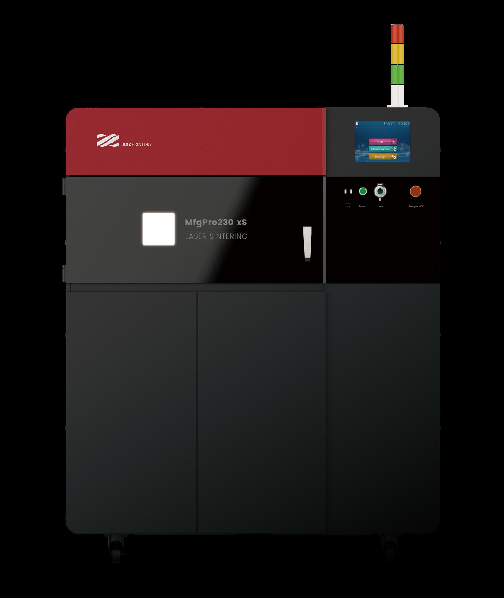 XYZ Printing- MfgPro230xS
